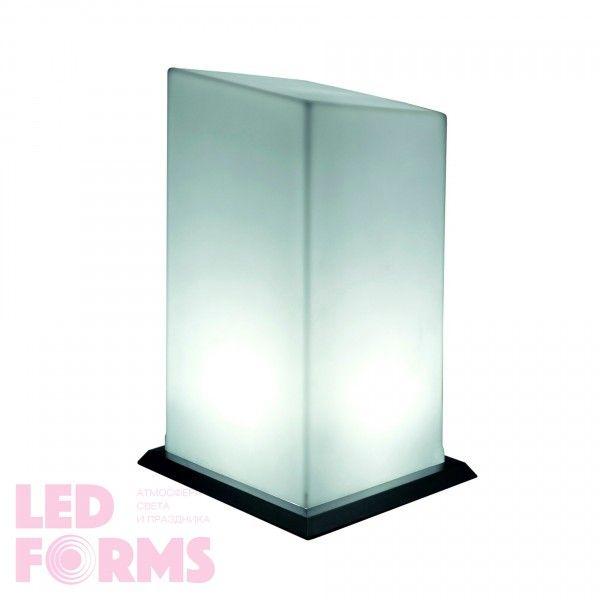 Cветильник LED Bright Plato 5, светодиодный, цвет тёплый белый, пылевлагозащита IP65