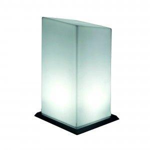 Напольный светильник LED Plato 5, светодиодный, белый свет, IP65