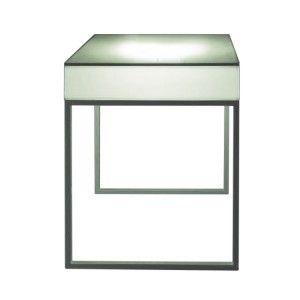 Стол барный LED Cana, светодиодный, высота 110 см., цвет тёплый или холодный белый, 220V