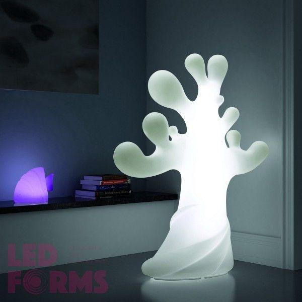 Световая фигура LED Coral (Коралл), светодиодная, разноцветная (RGB), пылевлагозащита IP65, 220V
