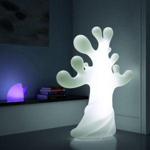 Световая фигура LED Coral (Коралл), светодиодная, разноцветная (RGB), IP65, 220V