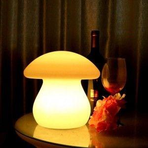 Световая фигура LED Mushroom (Гриб), светодиодная, разноцветная (RGB), IP65, 220V