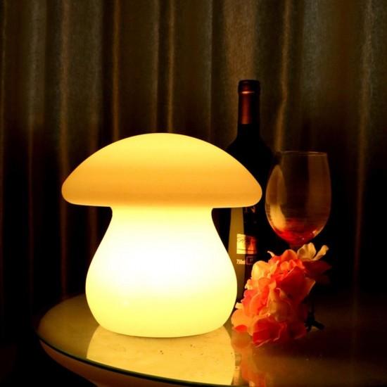 Световая фигура LED Mushroom (Гриб), светодиодная, разноцветная (RGB), пылевлагозащита IP65, 220V