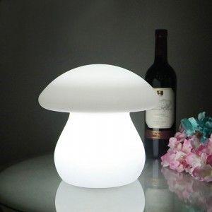 Световая фигура LED Mushroom (Гриб), светодиодная, одноцветная (тёплый белый), IP65, 220V