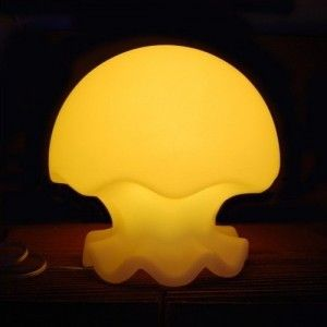 Световая фигура LED Jellyfish 1 (Медуза), светодиодная, разноцветная (RGB), IP44, 220V