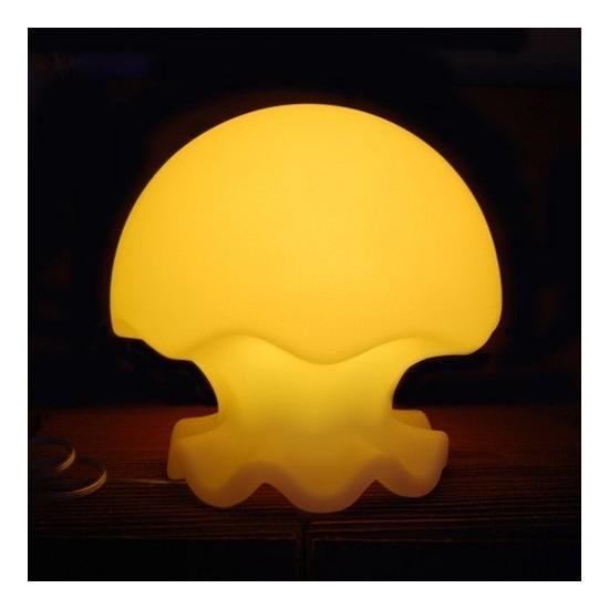 Световая фигура LED Jellyfish 1 (Медуза), светодиодная, разноцветная (RGB), пылевлагозащита IP44, 220V