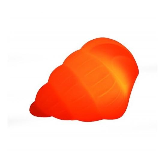 Световая фигура LED Shell 1 (Ракушка), светодиодная, разноцветная (RGB), пылевлагозащита IP44, 220V