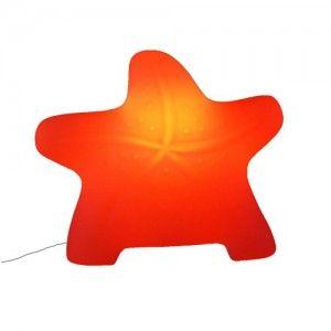 Световая фигура LED Starfish 1 (Морская звезда), светодиодная, разноцветная RGB, IP44, 220V