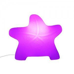 Световая фигура LED Starfish 1 (Морская звезда), светодиодная, разноцветная (RGB), пылевлагозащита IP44, 220V