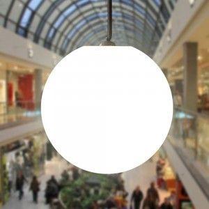 Шар подвесной светящийся LED, диам. 50 см., цвет тёплый или холодный белый, IP65, 220V