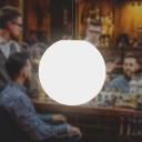 Шар подвесной светящийся LED, диам. 20 см., цвет тёплый или холодный белый, IP65, 220V