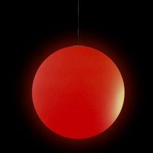 Шар подвесной светящийся LED, диам. 80 см., разноцветный (RGB), пылевлагозащита IP65, 220V