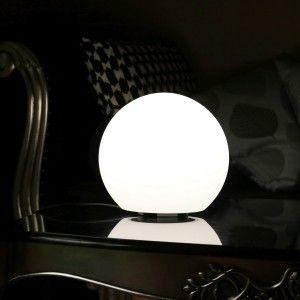 Шар светящийся LED, диам. 15 см., цвет тёплый или холодный белый, IP65, 220V