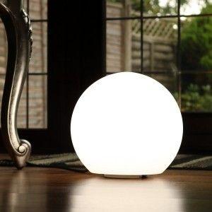 Шар светящийся LED, диам. 15 см., цвет тёплый или холодный белый, пылевлагозащита IP65, 220V