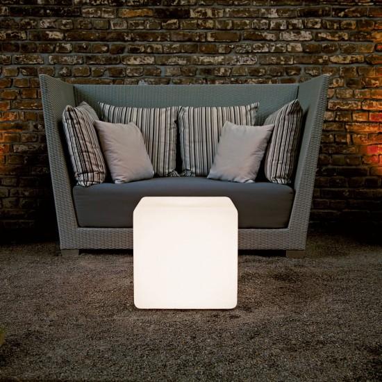 Куб светящийся LED, 60*60*60 см., цвет тёплый или холодный белый, пылевлагозащита IP65, 220V