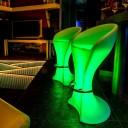 Стул барный светящийся (светомебель) LED Trendy 2, светодиодный, разноцветный (RGB), пылевлагозащита IP65