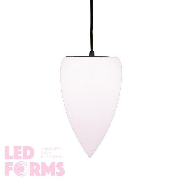 Светильник подвесной LED Conus Bright, светодиодный, цвет тёплый белый, IP65