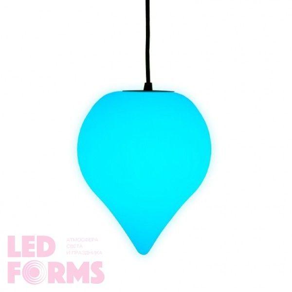 Подвесной светильник LED JELLYDROP разноцветный RGB с пультом ДУ IP65 — Купить в интернет-магазине LED Forms