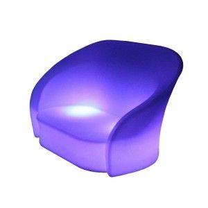 Софа светящаяся (светомебель) LED Alphen 1, светодиодная, разноцветная (RGB), IP65
