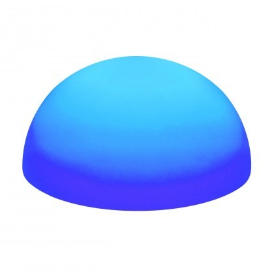 Светильник полусфера беспроводной LED HEMISPHERE 80 см. RGB с аккумулятором и пультом USB IP68 — Купить в интернет-магазине LED