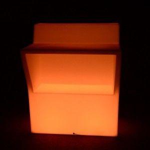 Барная стойка светящаяся (фронтальная секция) LED Royal, светодиодная, разноцветная RGB, IP65 — Купить в интернет-магазине LED F