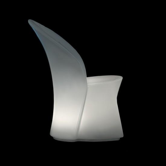 Кресло светящееся (светомебель) LED Alphen 2, светодиодное, разноцветное (RGB), пылевлагозащита IP65