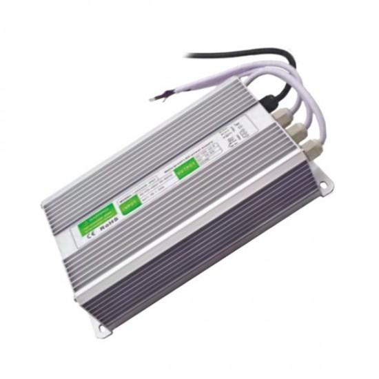 Блок питания для тротуарных светильников (LED брусчатки), 12V, IP67, 200 Вт.