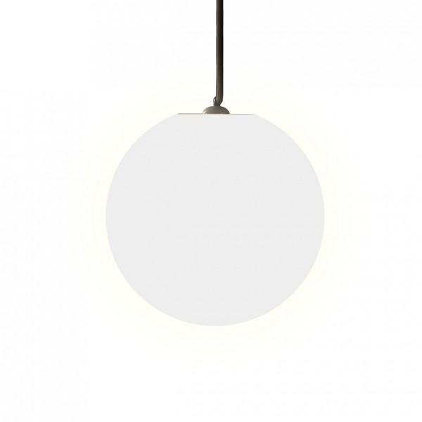 Шар подвесной светящийся LED, диам. 30 см., цвет тёплый или холодный белый, 220V