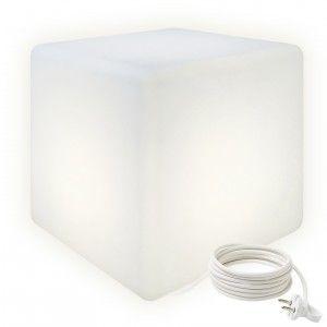 Cветильник LED Куб 50 см., светодиодный, белый, IP65, 220V