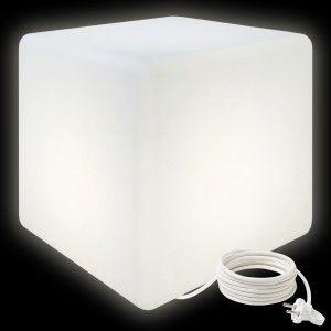 Cветильник LED Куб 60 см., светодиодный, белый, IP65, 220V