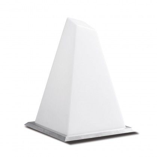 Cветильник LED Bright Plato 1, светодиодный, цвет тёплый белый, пылевлагозащита IP65