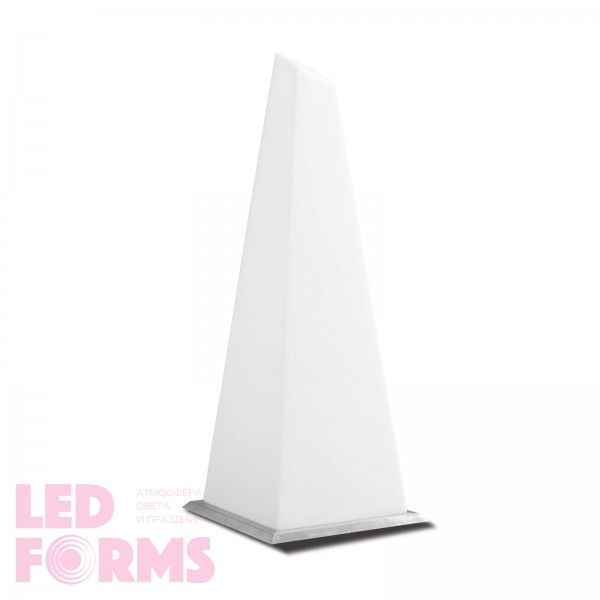 Cветильник LED Bright Plato 2, светодиодный, цвет тёплый белый, пылевлагозащита IP65