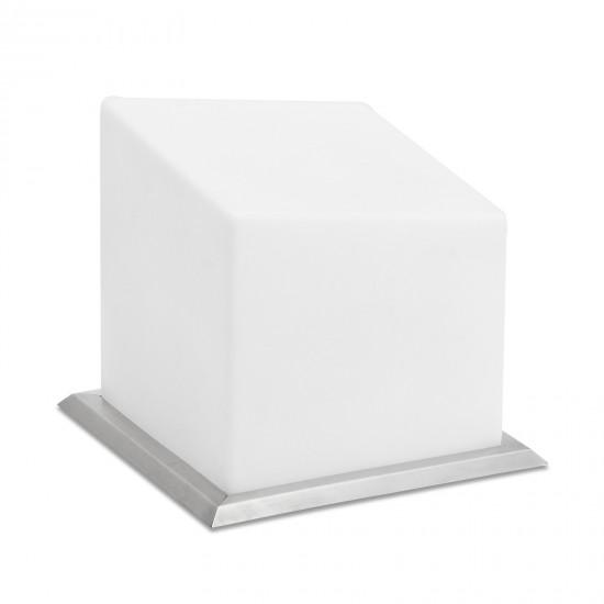 Cветильник LED Bright Plato 3, светодиодный, цвет тёплый белый, пылевлагозащита IP65