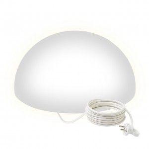 Светильник полусфера LED HEMISPHERE 50 см. светодиодный белый IP65 220V