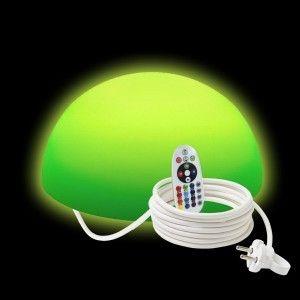 Светильник полусфера LED HEMISPHERE 30 см. разноцветный RGB с пультом ДУ IP65 220V — Купить в интернет-магазине LED Forms