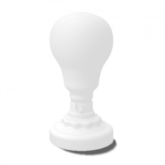 Световая фигура LED Bulb (Лампа), светодиодная, разноцветная (RGB), пылевлагозащита IP65