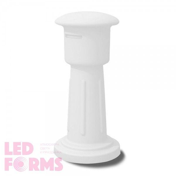Световая фигура LED Pillar Box (Почтовый столб), светодиодная, разноцветная (RGB), пылевлагозащита IP65