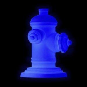 Световая фигура LED Hydrant (Гидрант), светодиодная, разноцветная (RGB), IP65