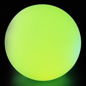 Шар беспроводной светящийся LED Moonlight, диам. 120 см., разноцветный (RGB), с аккумулятором