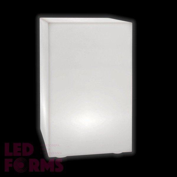 Световая тумба LED DESK 70 см. со светодиодной белой подсветкой IP65 220V — Купить в интернет-магазине LED Forms