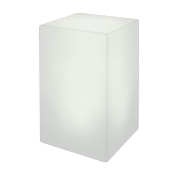 Тумба светящаяся LED Bora S, светодиодная, цвет белый, 220V