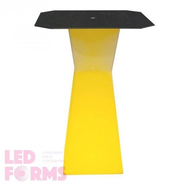 Светодиодный барный стол LED Prismo B, подсветка RGB, 16 цветов, 220V