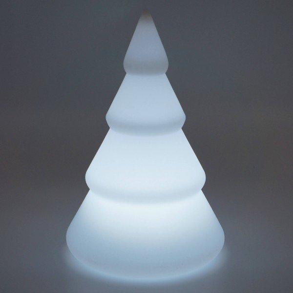 Настольная лампа Ёлочка LED CONIC с белой светодиодной подсветкой IP65 220V — Купить в интернет-магазине LED Forms