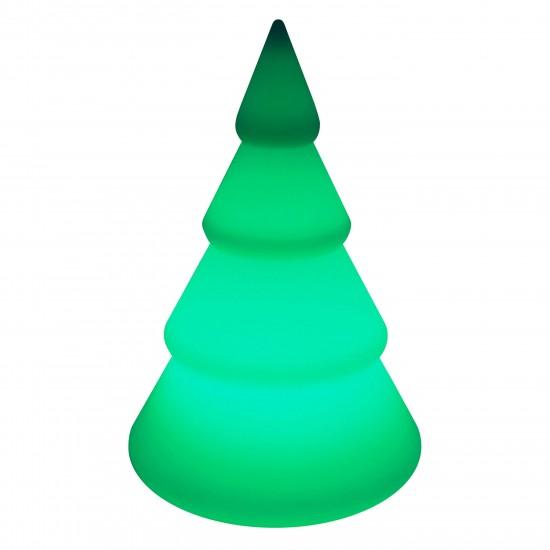 Лампа настольная LED Conica, светодиодная, разноцветная (RGB), 220V