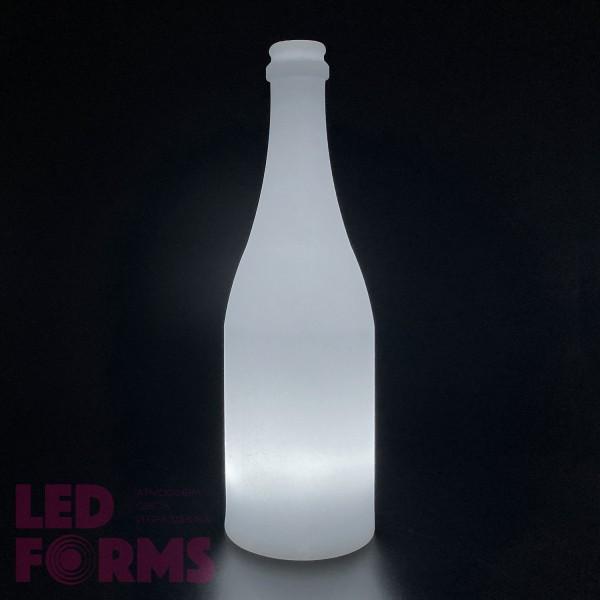Настольная лампа Бутылка LED BOTTLE с белой светодиодной подсветкой IP65 220V — Купить в интернет-магазине LED Forms