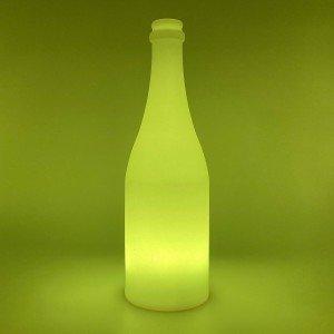 Настольная лампа Бутылка LED BOTTLE с разноцветной RGB подсветкой и пультом ДУ IP65 220V — Купить в интернет-магазине LED Forms