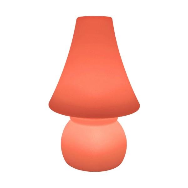 Настольная лампа Гном LED DWARF с разноцветной RGB подсветкой и пультом ДУ IP65 220V — Купить в интернет-магазине LED Forms
