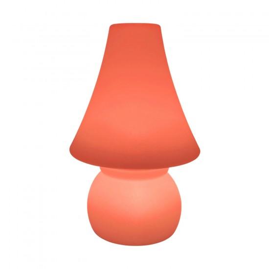 Садовый светильник LED Dwarf, светодиодный, разноцветный RGB, с пультом ДУ, IP65