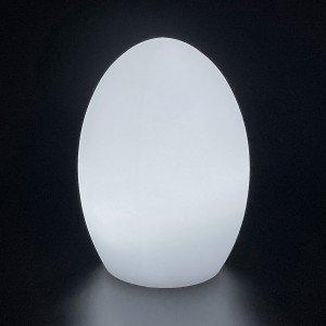 Настольная лампа Яйцо LED EGG с белой светодиодной подсветкой IP65 220V — Купить в интернет-магазине LED Forms