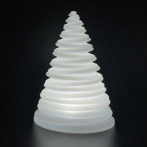Настольная лампа Спираль LED SPIRAL с белой светодиодной подсветкой IP65 220V — Купить в интернет-магазине LED Forms